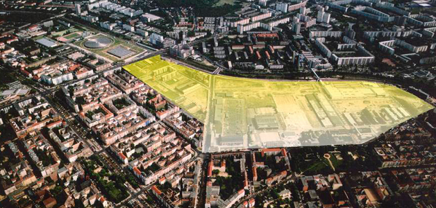 Former Meatpacking District Berlin